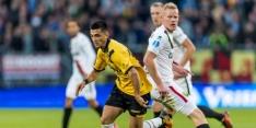 """Doelpuntendroogte voor NAC Breda: """"Dan wordt winnen lastig"""""""