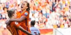 Spoorboekje: Oranjevrouwen in actie, Premier League