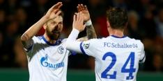 DFB Pokal: Schalke simpel door, zege Leverkusen en Gladbach