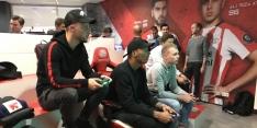 """Dagje FIFA'en bij PSV: """"Het wordt alleen maar mooier"""""""