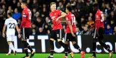 United en Leicester door in League Cup, blamage Palace