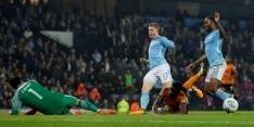 """Guardiola geeft de bal de schuld: """"Dit is onacceptabel"""""""