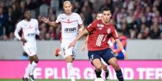 El Ghazi met Lille na strafschoppen door in Franse beker