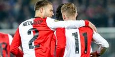 Nieuwkoop hoopt nog altijd op doorbraak bij Feyenoord