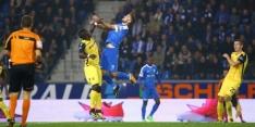 Club Brugge blijft ondanks nederlaag koploper in België