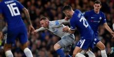 Chelsea schakelt dolend Everton uit in League Cup