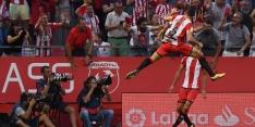 Girona dient Real Madrid verrassende nederlaag toe