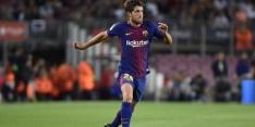 FC Barcelona mist multifunctionele Roberto in belangrijke fase