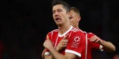 Lewandowski wil deze zomer vertrekken bij Bayern