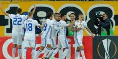 Groep B: Dinamo Kiev als eerste naar knock-outfase