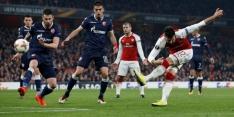 Groep H: Arsenal ondanks remise vrijwel zeker door