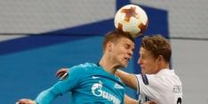 Groep L: Zenit bereikt in extremis volgende ronde Europa League