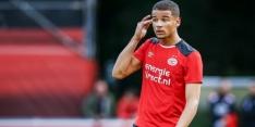 Obispo keert na lang blessureleed terug bij selectie Jong PSV