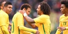 Marcelo ontbreekt bij Brazilië in achtste finale tegen Mexico