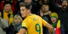 Doelpuntloze remises in play-offs voor WK buiten Europa