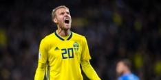 Oud-PSV'er Toivonen zwaait af bij nationale ploeg Zweden