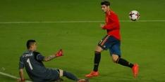 Spanje maakt gehakt van mede-WK-ganger Costa Rica