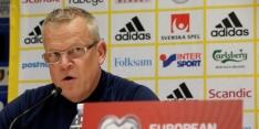 Zweedse bondscoach Andersson looft Zlatan én AZ'er Karlsson