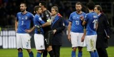 Ook Barzagli, Chiellini en De Rossi zwaaien af bij Italië