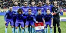 De rapportcijfers van Nederland tegen Roemenië