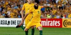 Hattrickheld Jedinak schiet Australië naar WK-ticket