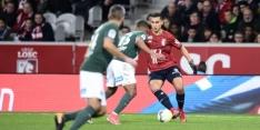 El Ghazi met assists belangrijk voor Lille tegen Saint-Etienne