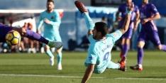 Barça wint in afwachting van Madrileense derby bij Leganes