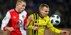 """Trainingskamp beviel Van Beek: """"Het is goed geweest als team"""""""