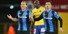 Vormer helpt Club Brugge aan zege op Waasland-Beveren