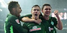 Werder pakt tegen Hannover eerste zege van het seizoen