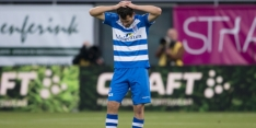 Zwolle-verdediger Marcellis stopt per direct met voetbal
