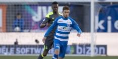 Namli en Thomas zijn serieuze twijfelgevallen bij PEC Zwolle