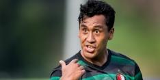 Feyenoorder Tapia kan zijn koffers voor het WK gaan pakken