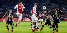 Geblesseerd Ajax-trio keert terug op het trainingsveld
