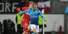 Groep H: Köln klopt B-elftal Arsenal dankzij penalty