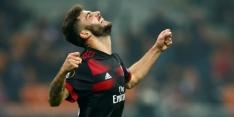 Groep D: AC Milan plaatst zich simpel ondanks blunder Bonucci