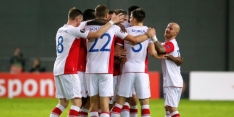 Groep A: Slavia Praag boekt belangrijke zege in Israël