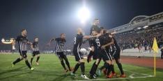 Groep B: Partizan in spoor van Kiev naar volgende ronde