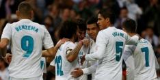 Ronaldo helpt Real aan moeizame zege op Málaga