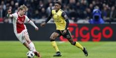 """Thomas roemt De Jong: """"Die speelt later bij Barcelona"""""""