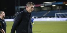 Cambuur twijfelde te veel aan herstel met Dijkhuizen aan het roer