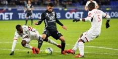Lyon onderuit tegen Lille, ook verlies voor AS Monaco