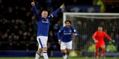 City zwijnt, Rooney maakt hattrick en zege Liverpool