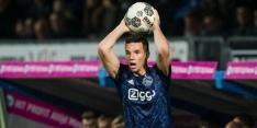 Ajax zwaait Viergever en Dijks uit, basisplaats Mazraoui