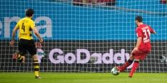 Bosz gelijk bij Leverkusen-tiental, Bayern klopt Hannover