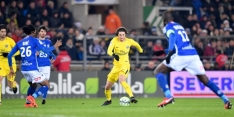 Paris SG lijdt op bezoek bij Strasbourg eerste nederlaag