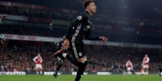 United dankt Lingard na zege in kraker tegen Arsenal