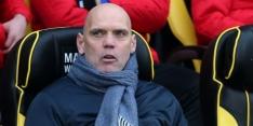 """Streppel na late 2-2: """"Beetje exemplarisch voor dit seizoen"""""""