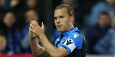 Vormer draagt met penalty bij aan zege Club Brugge