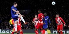 Groep C: Atlético uitgeschakeld, AS Roma groepswinnaar